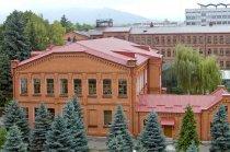 История библиотеки Горского